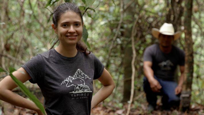 Exploradores en acción: Marina Rivero