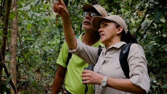 Exploradores en acción: Rosamira Guillén