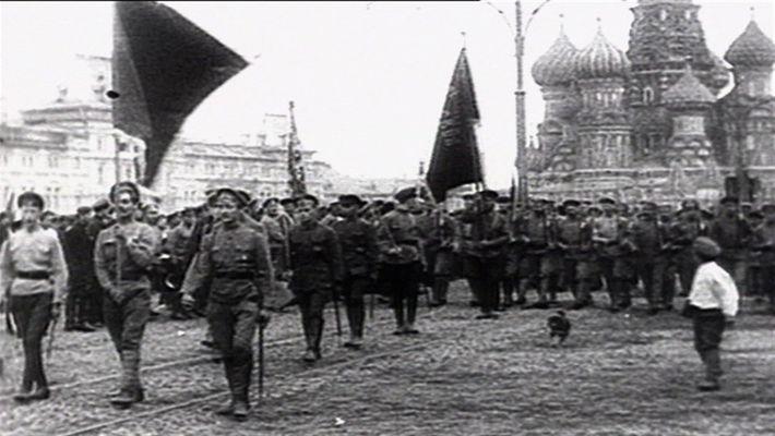 La revolución que moldeó a Rusia