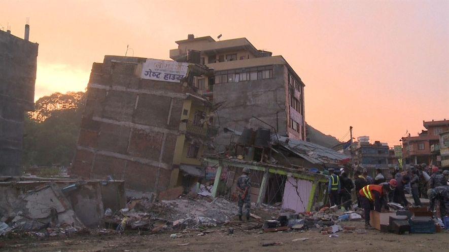 Estos terremotos fueron probablemente causados por humanos