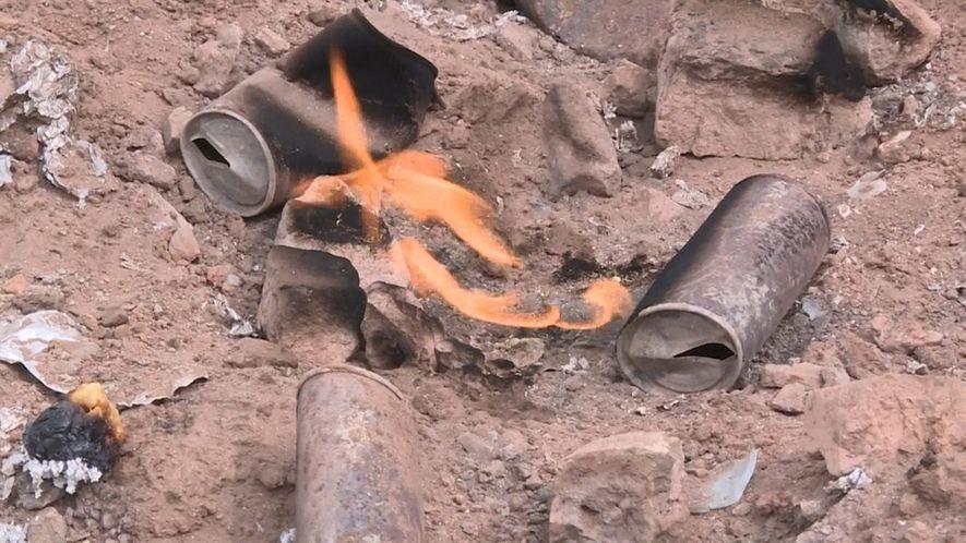 Este incendio subterráneo ha estado ardiendo durante 59 años