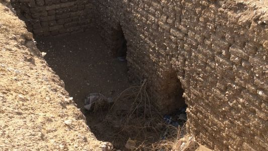 Más de 800 tumbas egipcias antiguas mapeadas por primera vez