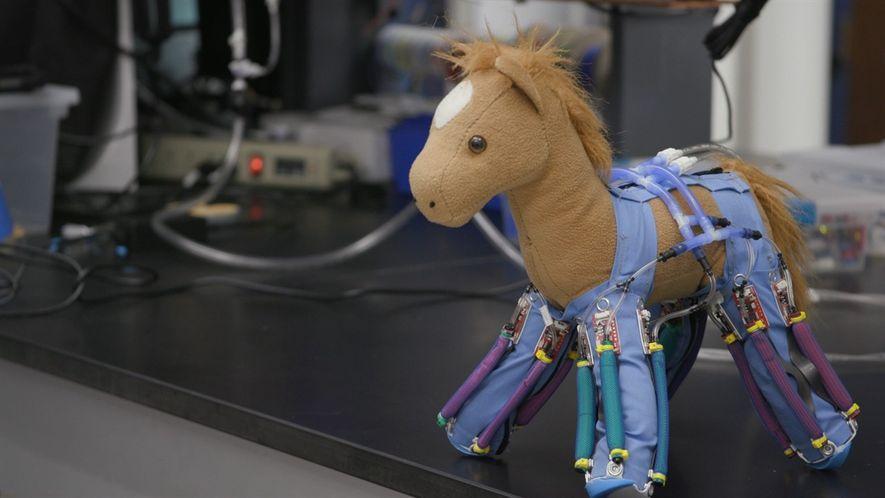 """""""Piel robótica"""" transforma objetos cotidianos en robots"""