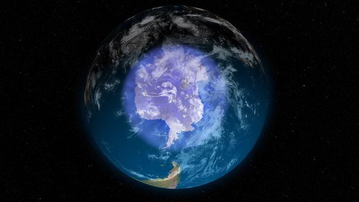 Clima 101: El agotamiento de la capa de ozono