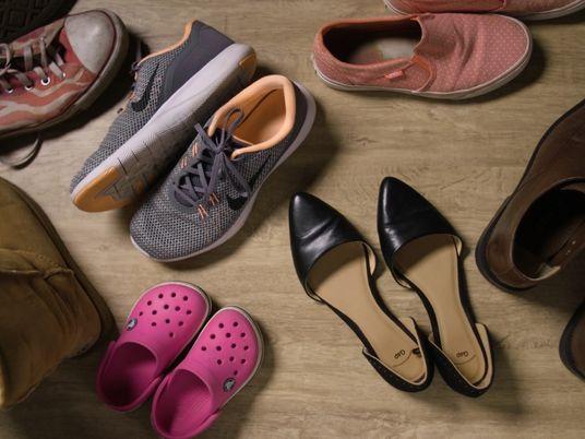 Tus zapatillas son parte del problema del plástico