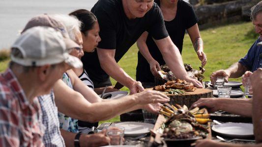 Gordon Ramsay en Nueva Zelanda