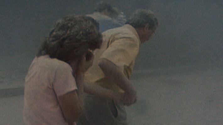 El colapso del World Trade Center