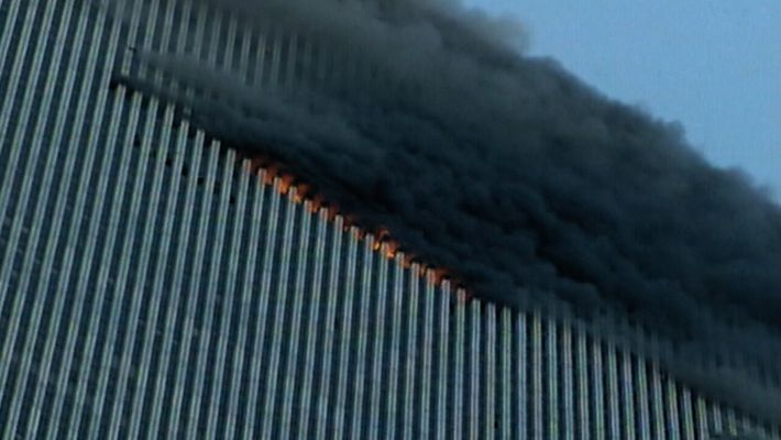 El testimonio de uno de los pocos supervivientes de la planta 81 de la Torre Sur