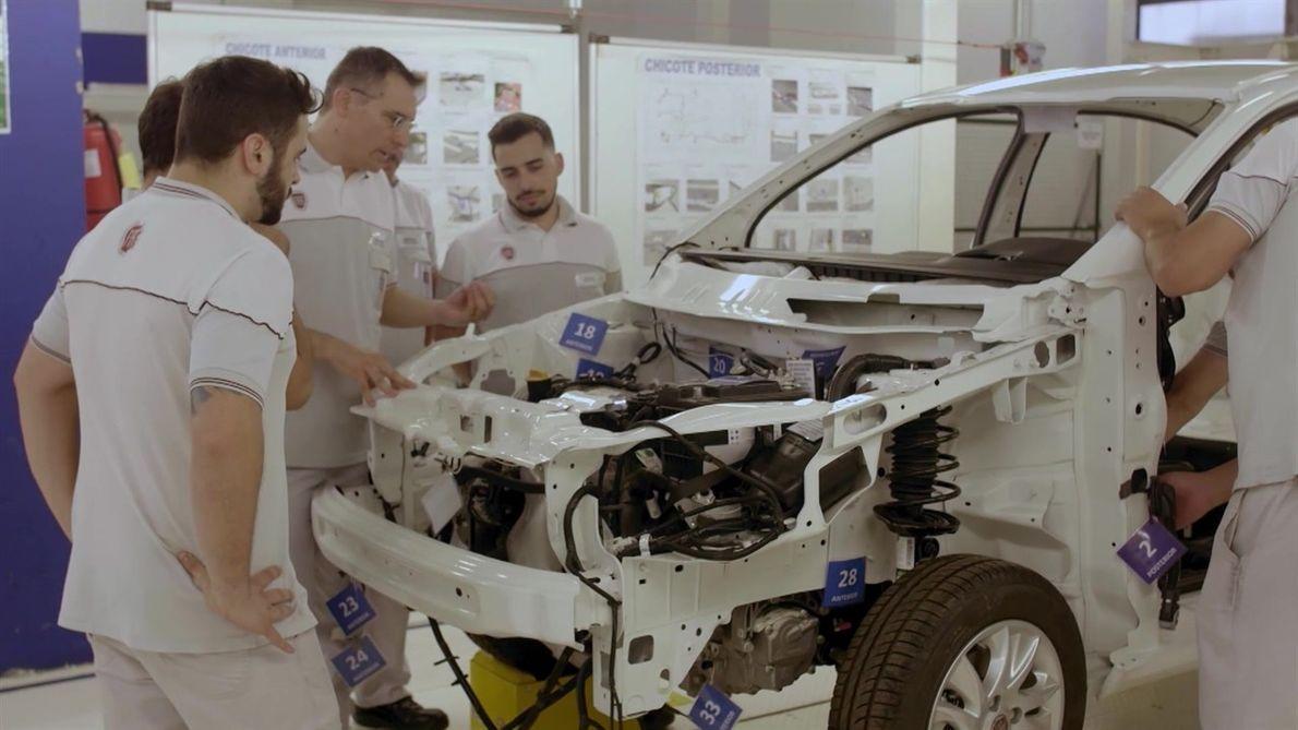Megafábricas FIAT Argentina: Empieza el proceso