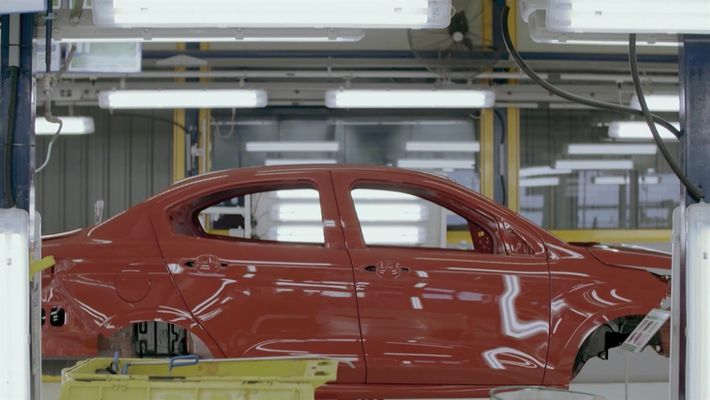 Megafábricas FIAT Argentina: El color de Fiat