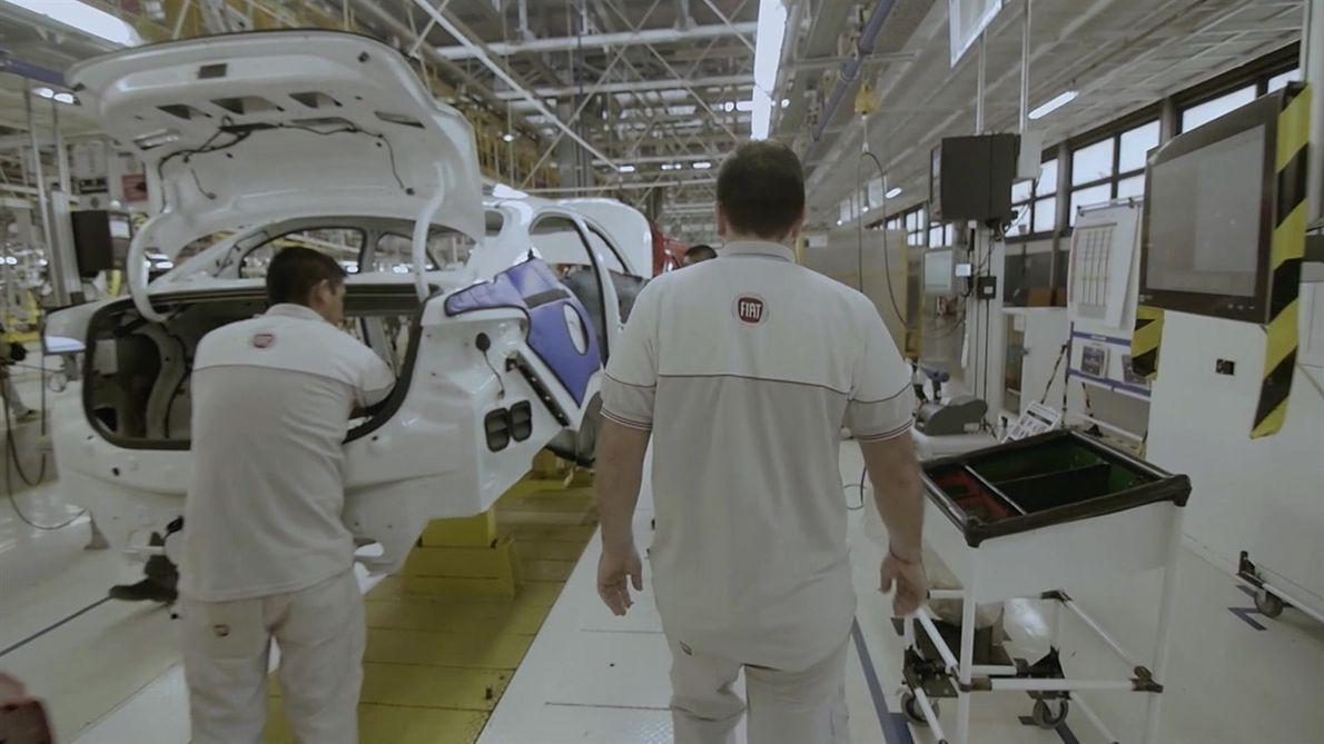 Megafábricas FIAT Argentina: Resolución de Problemas