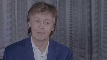 Paul McCartney: Entrevista exclusiva