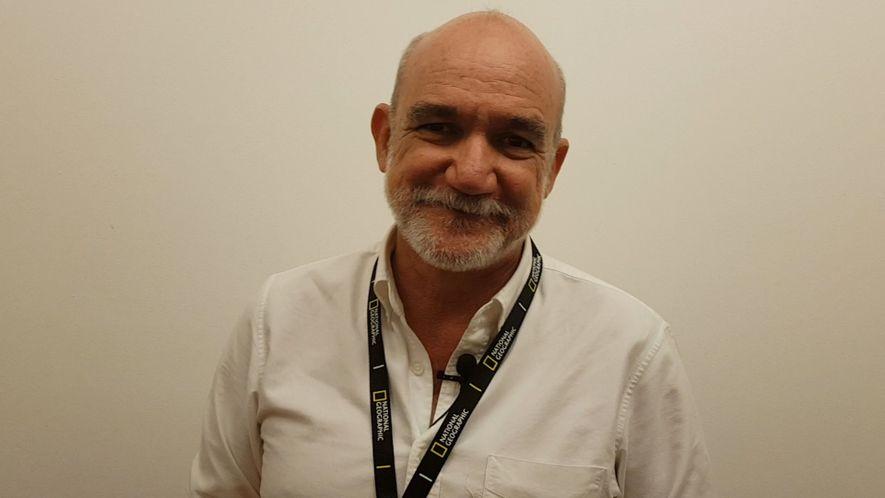 Conoce al ecólogo Rodrigo Medellín