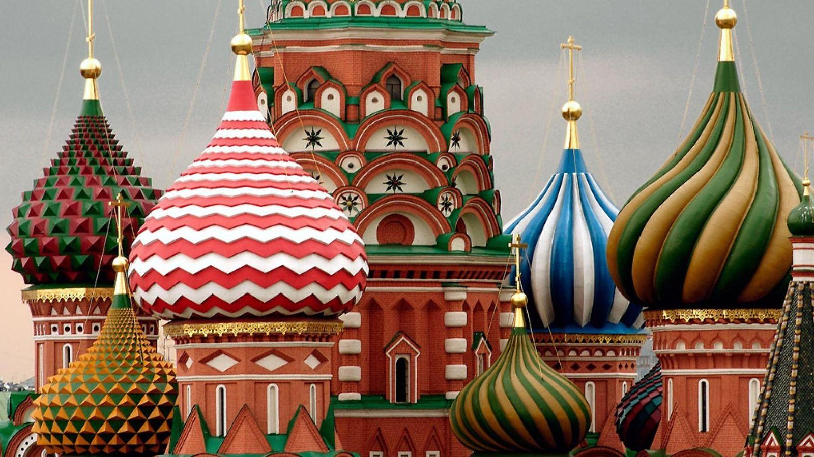 Rusia en imágenes
