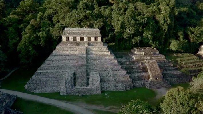 Secretos de los Mayas: Parte 4