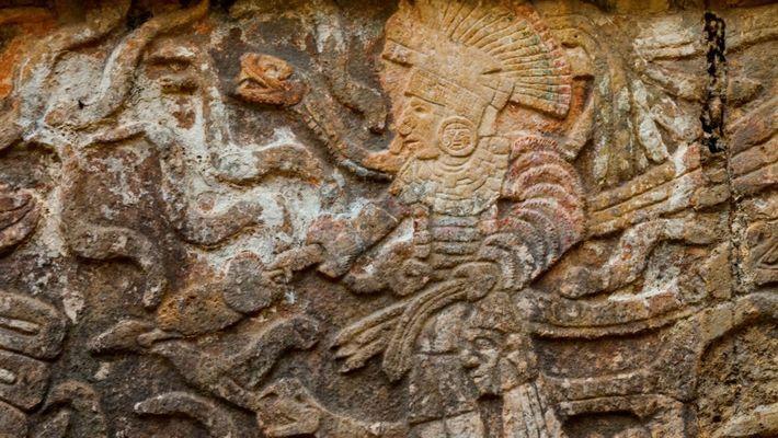 Secretos de los Mayas: Avance