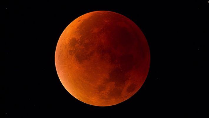 ¿Qué es un eclipse lunar?