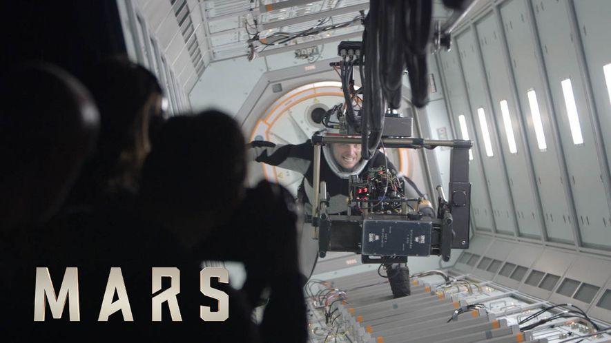 Mars: Detrás de Escena