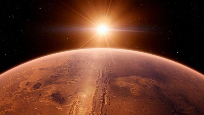 Marte 101: Conoce todo sobre el planeta rojo