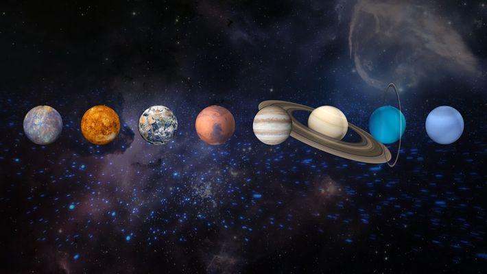 Sistema Solar 101: ¿Cuántos planetas hay en el sistema solar? ¿Cómo se formó la Vía Láctea?