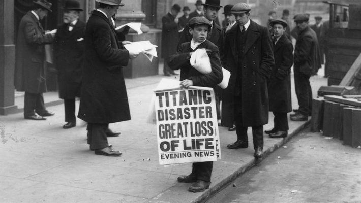 El Titanic, desde el desastre hasta el descubrimiento de los restos