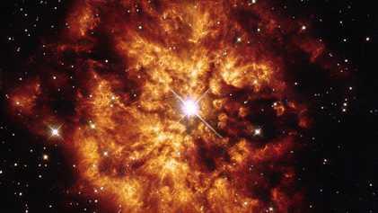 ¿Qué son las estrellas y cómo se forman?