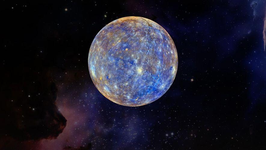 ¿Por qué Mercurio se está contrayendo lentamente?