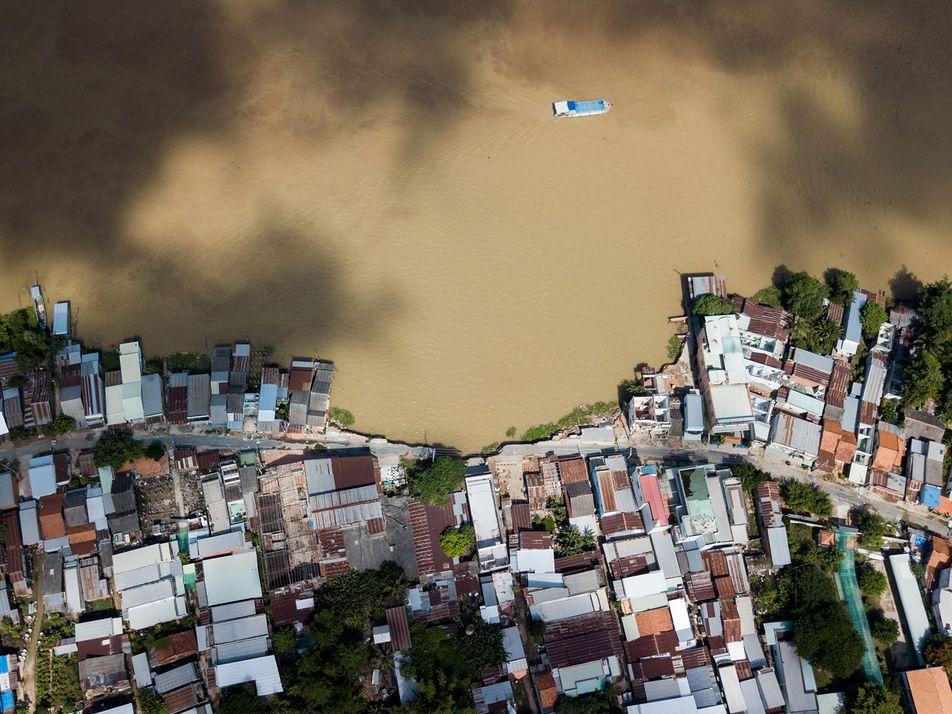 La amenaza de la minería de arena en el Sudeste de Asia