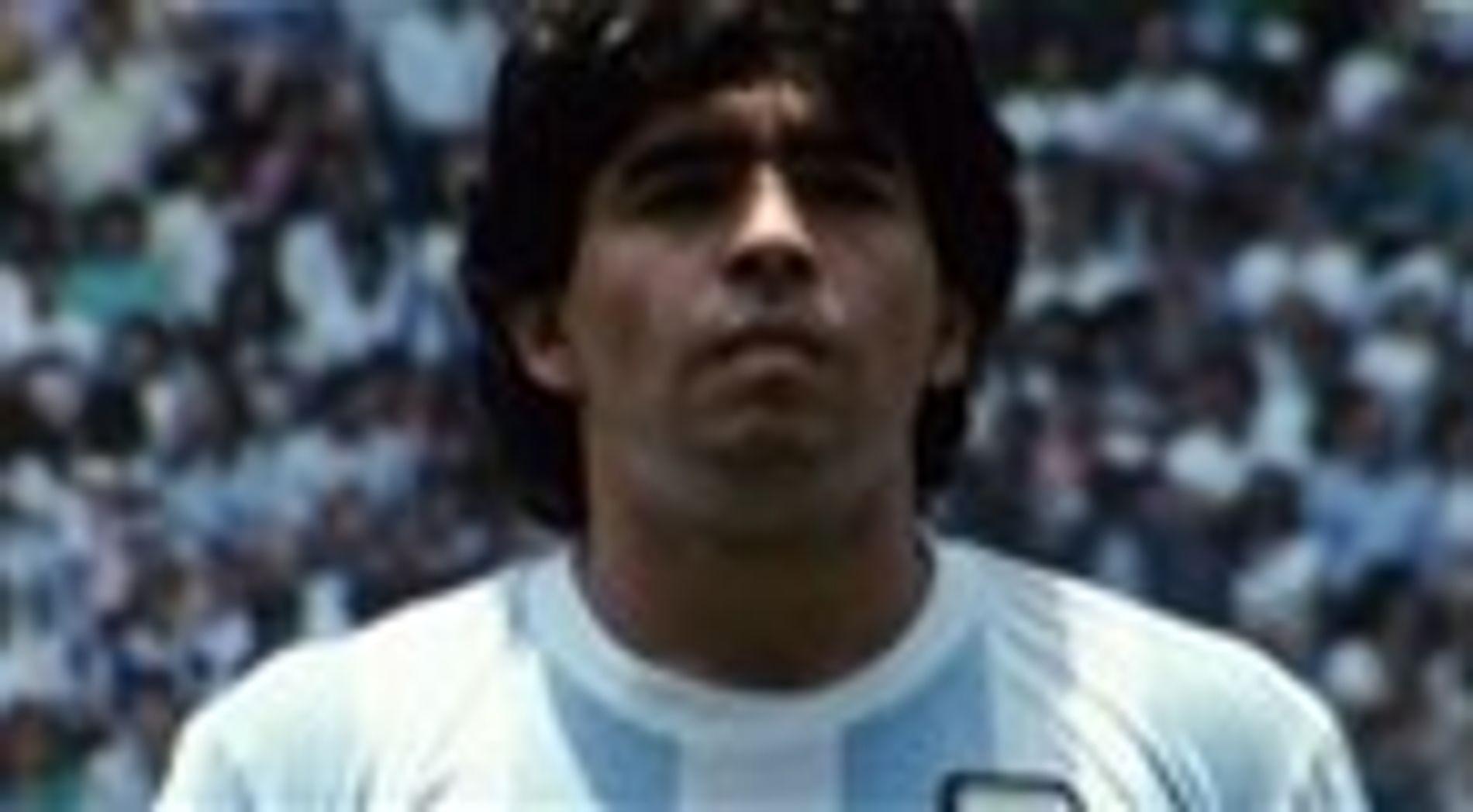 Maradona Confidencial: Una vida polémica