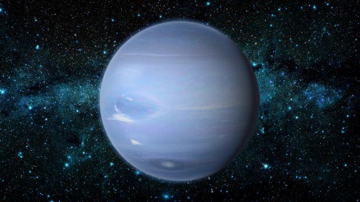 Neptuno, el planeta más lejano del sistema solar