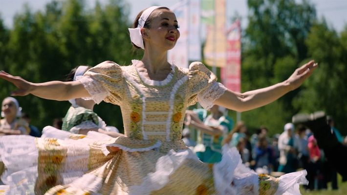 Conoce esta celebración de la fuerza en el Festival Sabantuy de Rusia