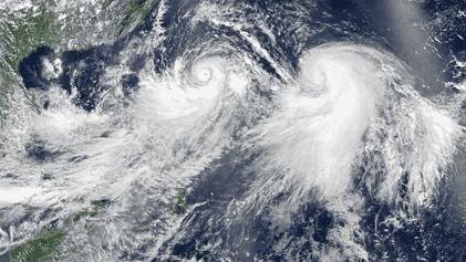 ¿Cuál es la diferencia entre un supertifón y un huracán?