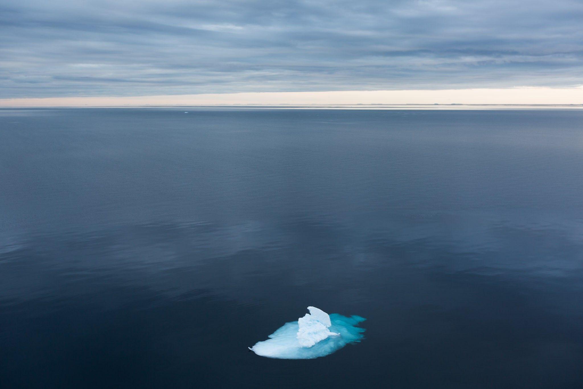 ¿Por qué el Ártico tiene más plásticos que la mayoría de los lugares de la Tierra?
