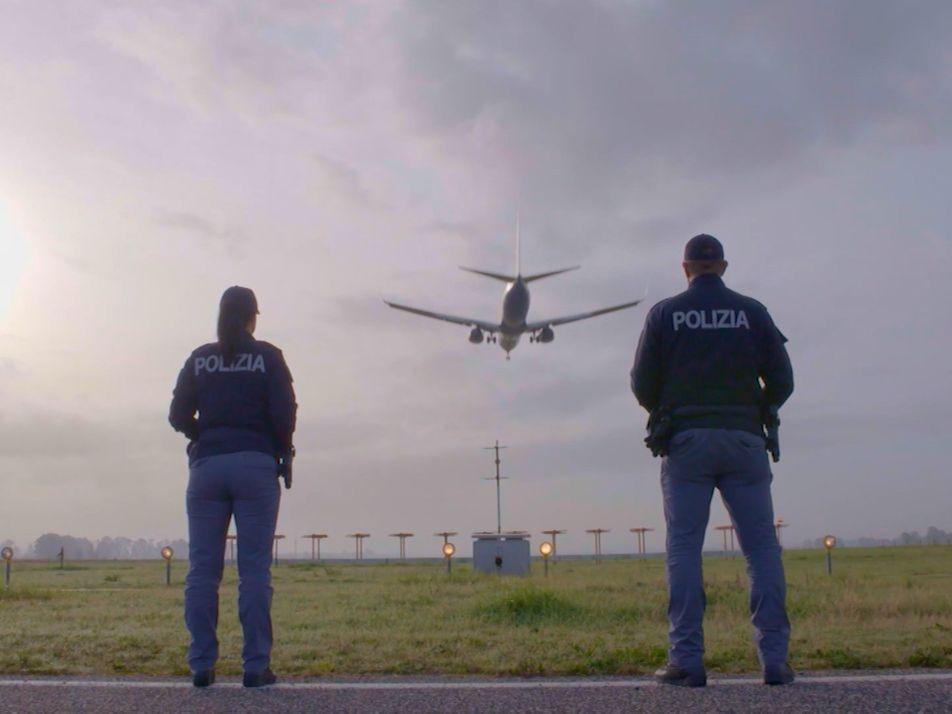 Avance | Alerta Aeropuerto Roma