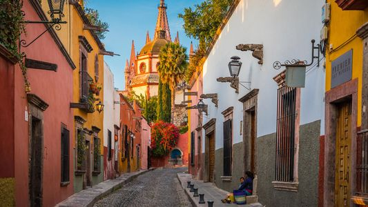 El arte del café en San Miguel de Allende