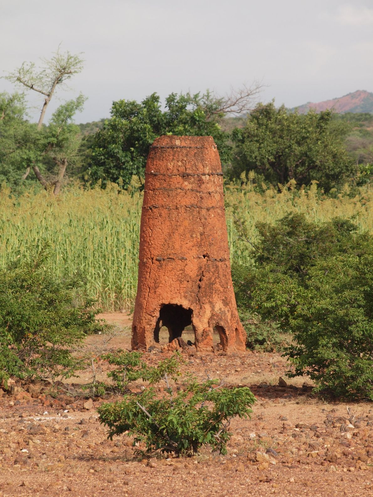 Ancient ferrous metallurgy sites, Burkina Faso