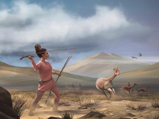 El descubrimiento de una cazadora prehistórica de sexo femenino abre el debate sobre las suposiciones de ...