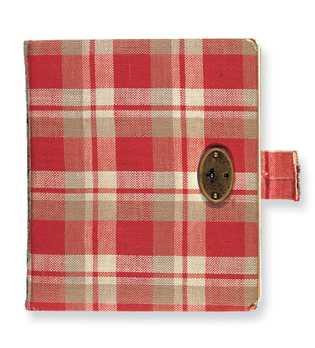 El primer diario de Ana Frank fue un diario rojo a cuadros que tuvo entre el ...