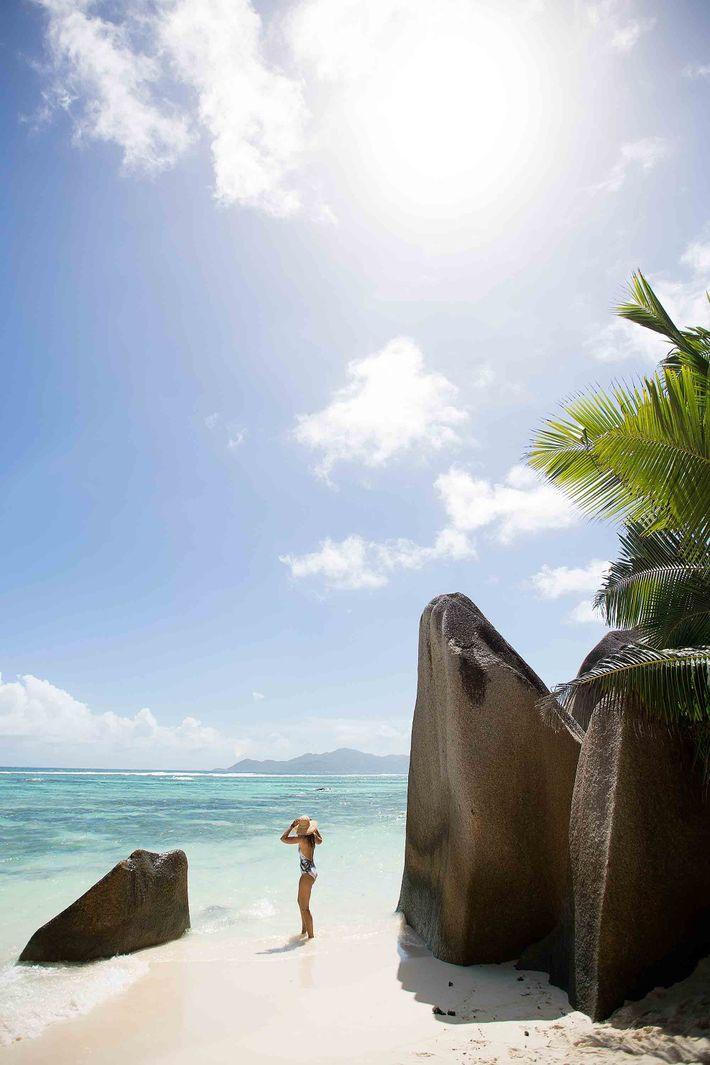 Anse Source d'Argent, La Digue, Islas Seychelles