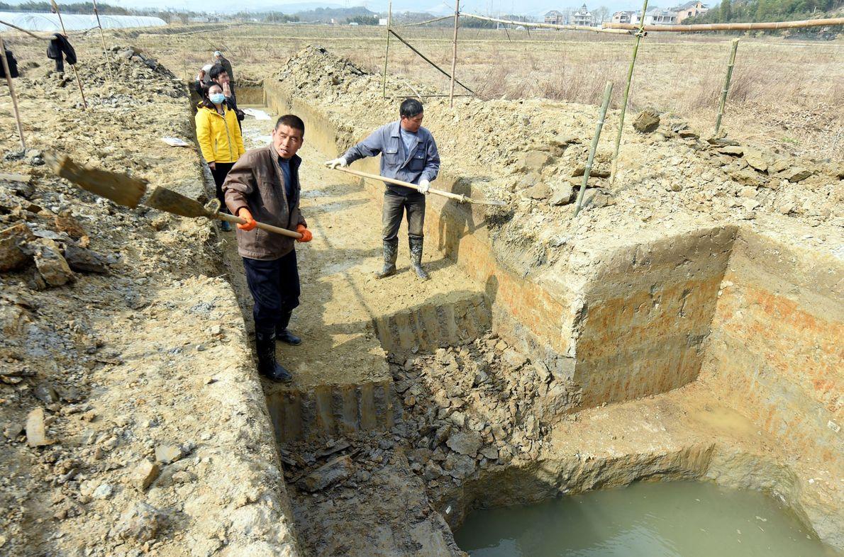 Archaeological Ruins of Liangzhu City, China