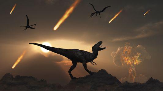 Los volcanes podrían haber contribuido a la recuperación de la vida tras el impacto del asteroide ...