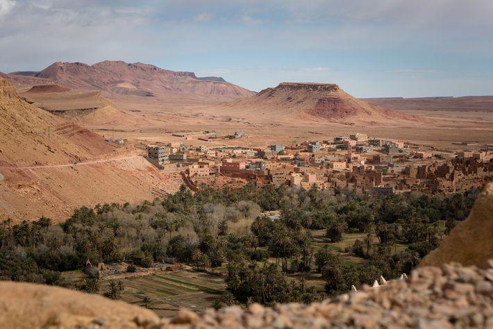 Desde las montañas de Marruecos hasta las playas solo para mujeres de Turquía, las mujeres que ...