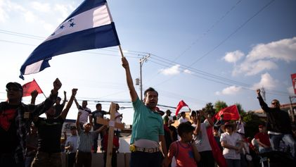 #NGXplorers: el éxodo hondureño por Tomás Ayuso - Parte II