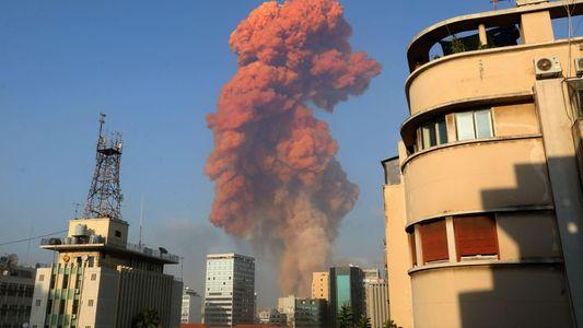 La letal historia del nitrato de amonio, el explosivo vinculado a la explosión en Beirut