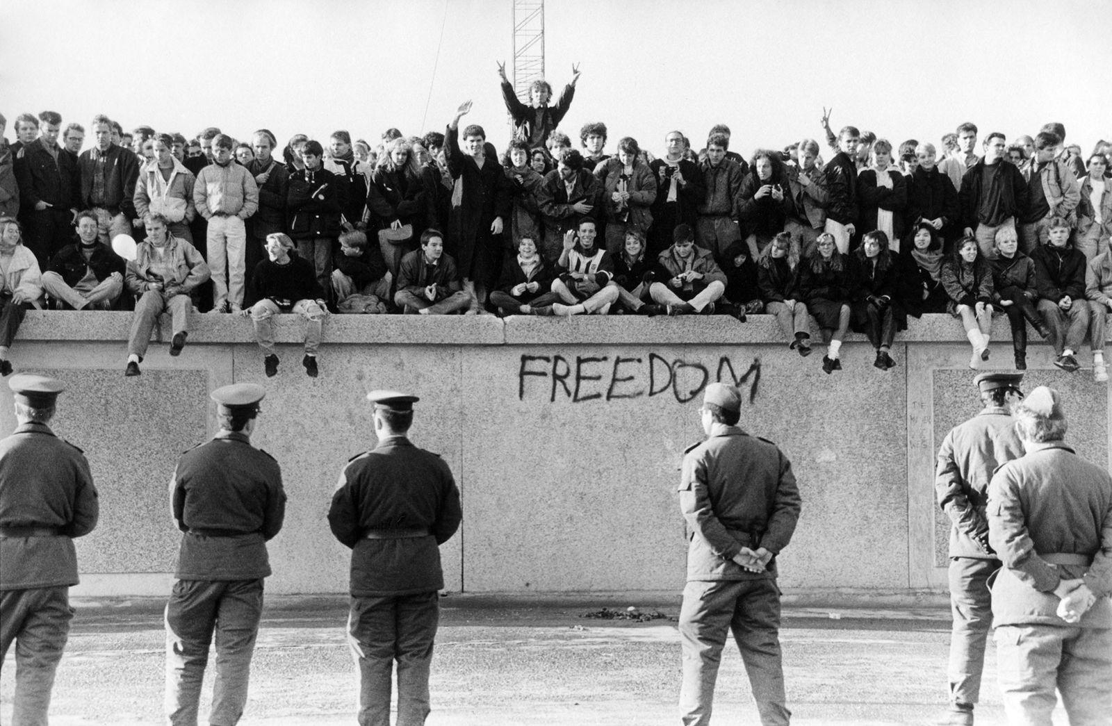 Por Qué Se Levantó El Muro De Berlín Y Cómo Cayó National Geographic