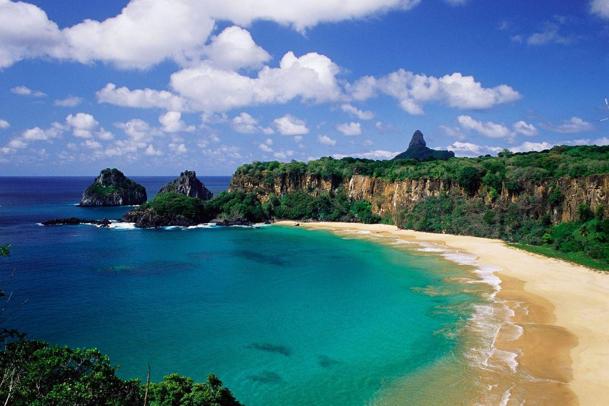 Baía do Sancho, Fernando de Noronha, Brasil