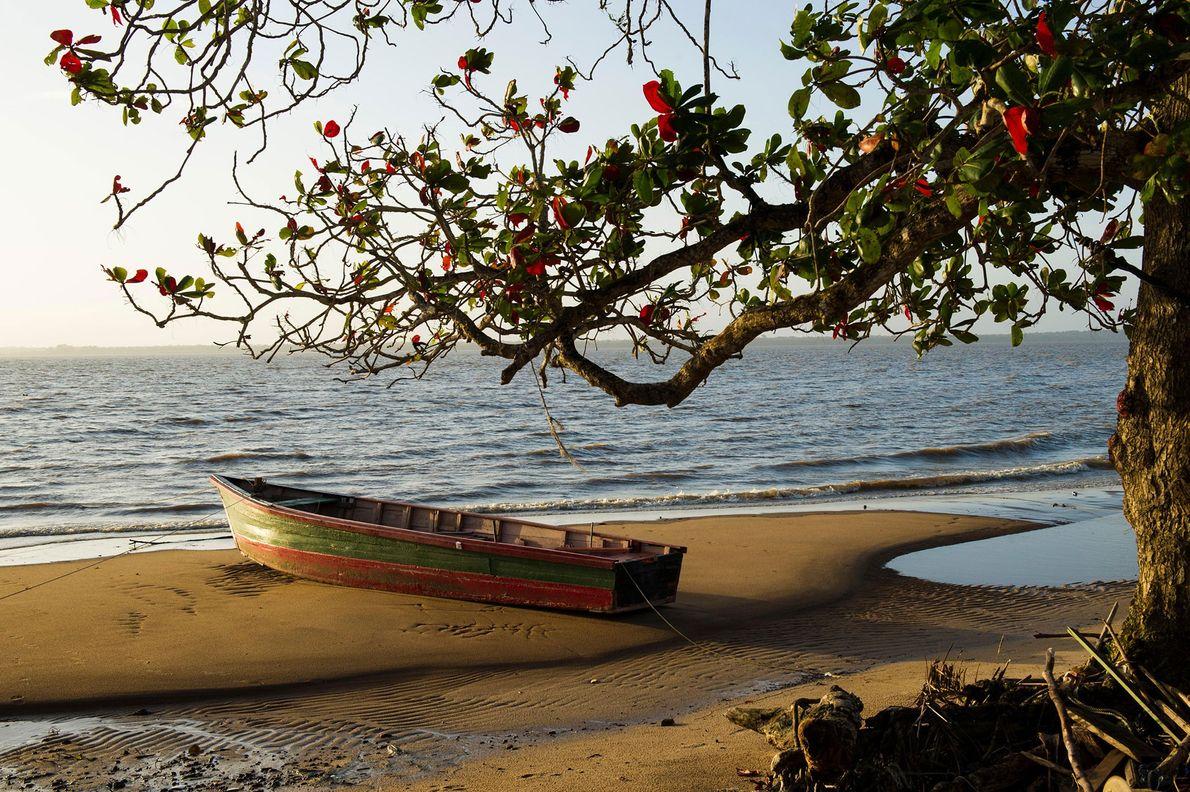 Galibi, Surinam