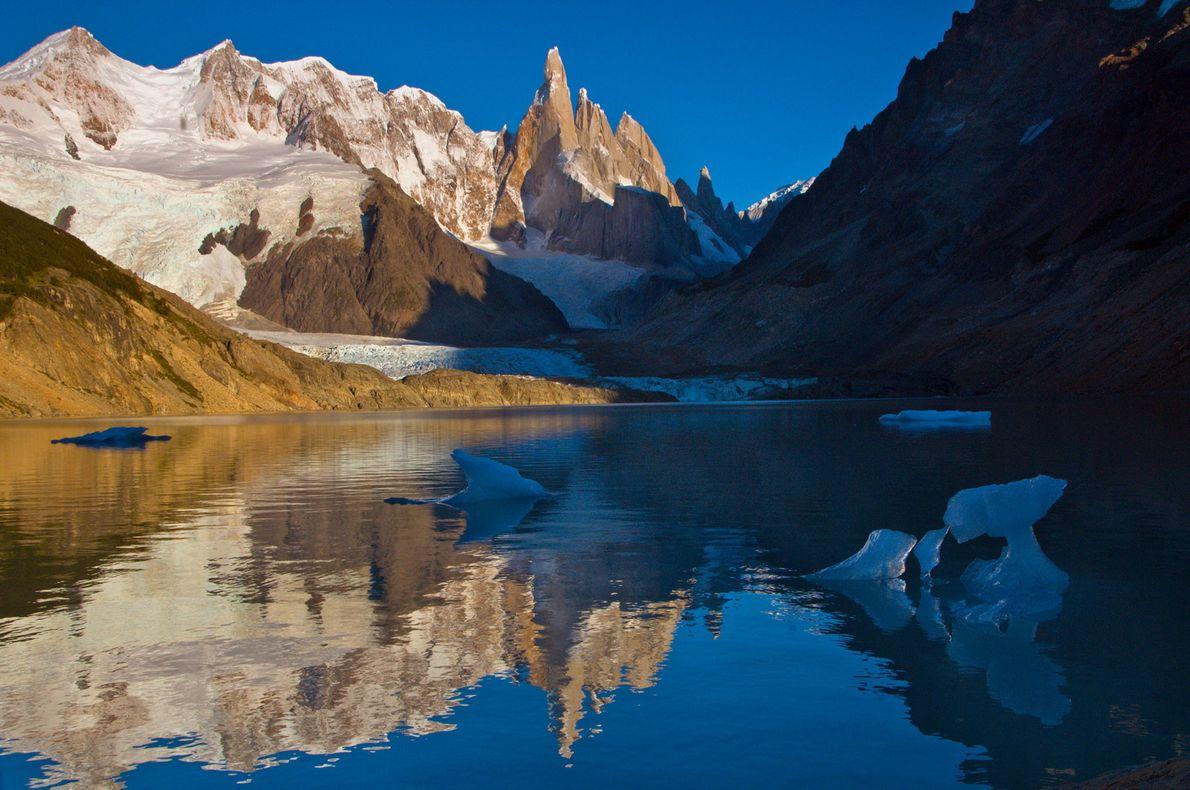 Laguna Torre, El Chaltén, Argentina