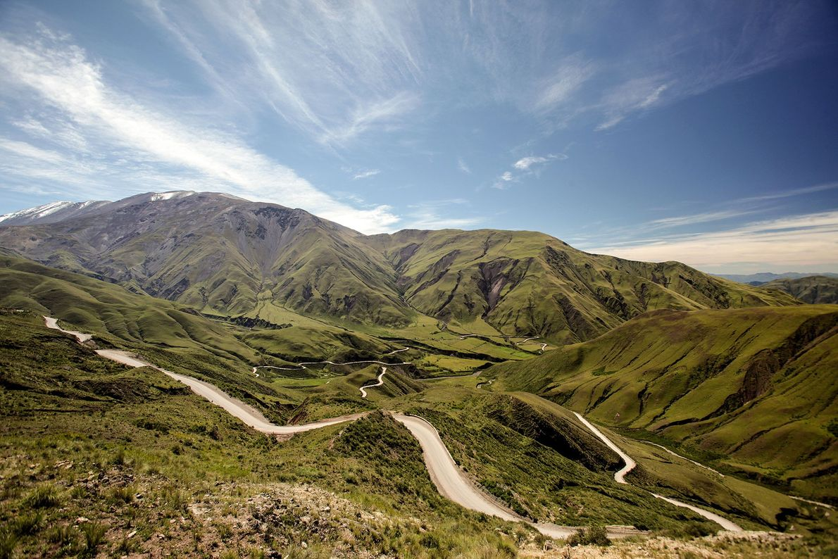 Argentina: Cycling and Sipping