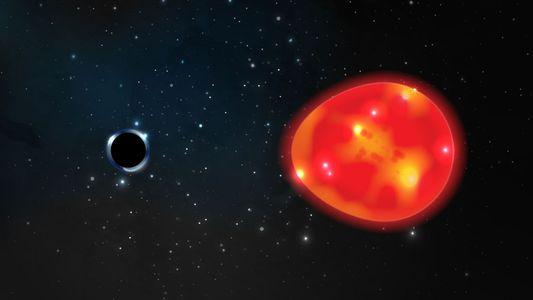 Un agujero negro recién descubierto podría ser el más cercano a la Tierra